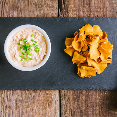 Sweet Scallion Dip