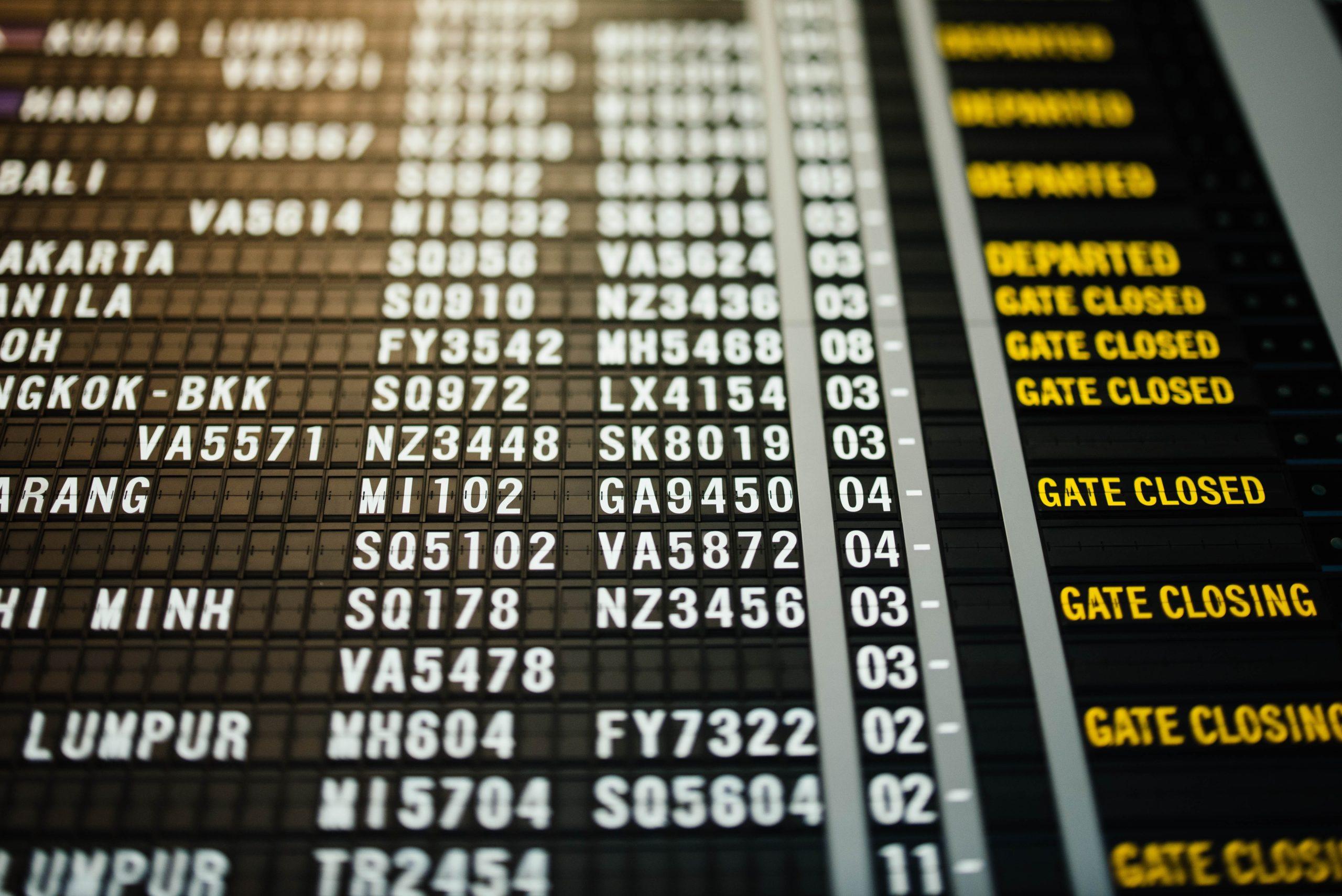 Coronavirus : Formalités pour voyager en Europe - Okarito