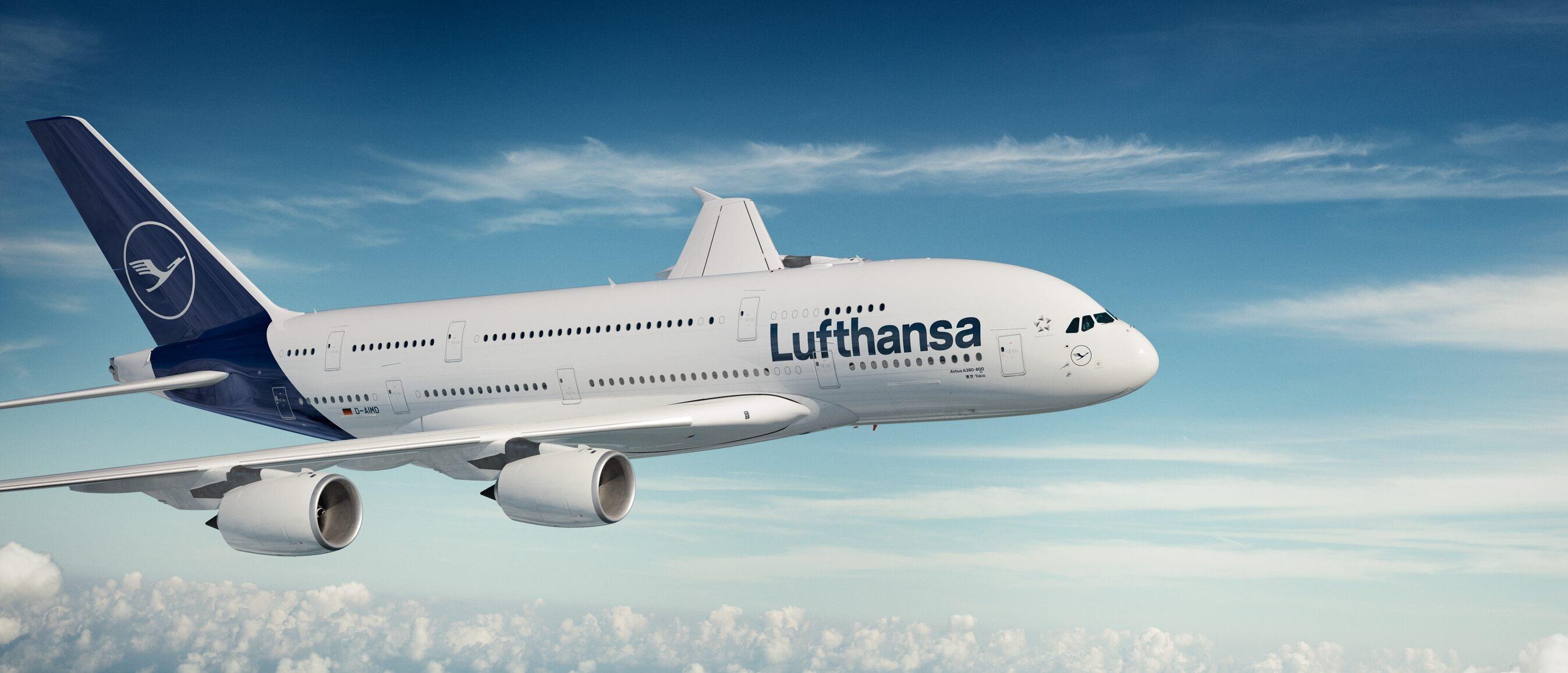 Comment obtenir la facture Lufthansa ? - Okarito