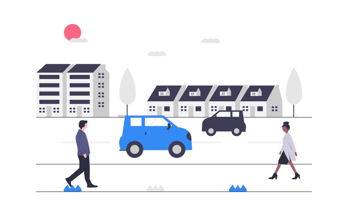 voitures et indemnité kilométrique