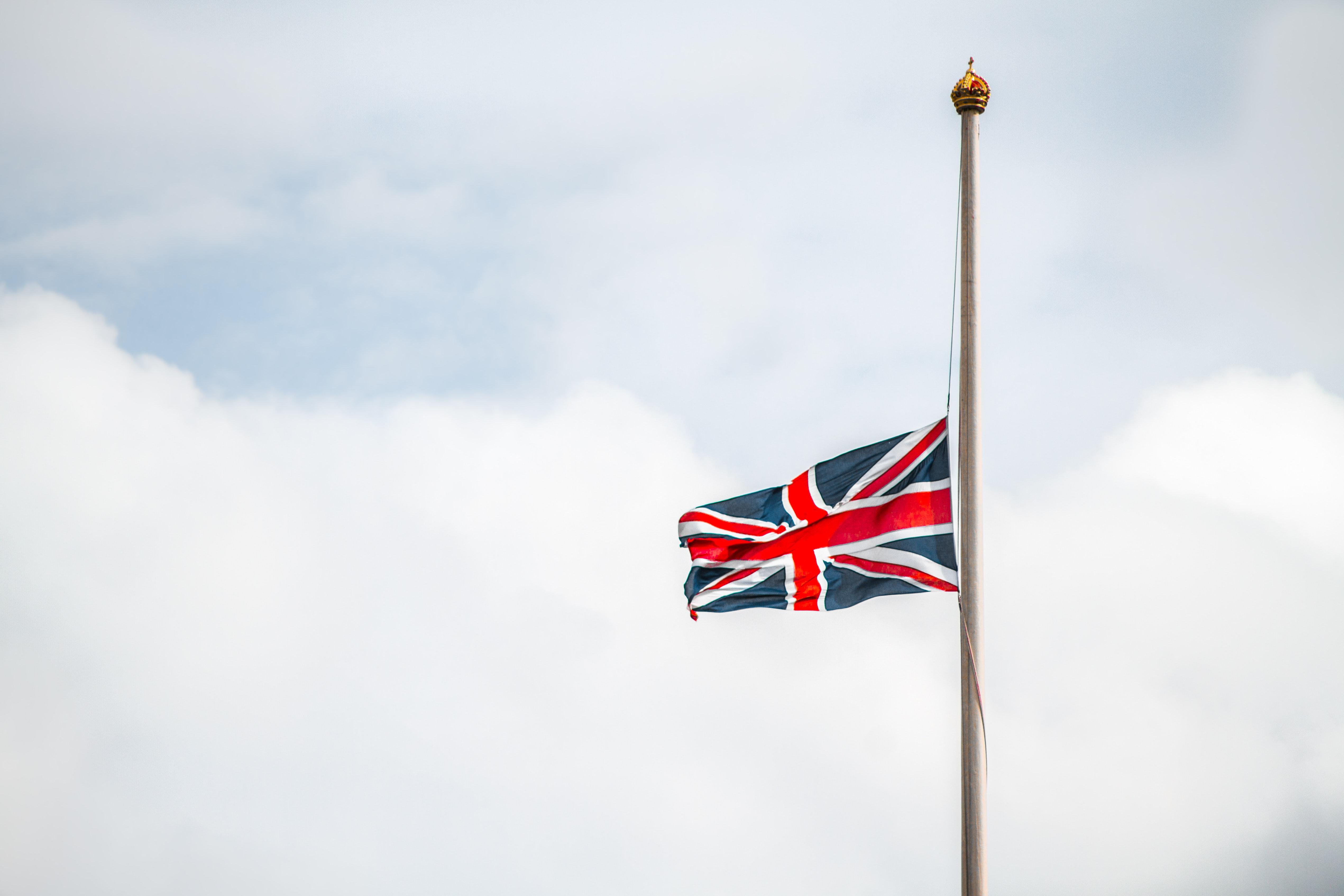 drapeau du Royaume-Unis