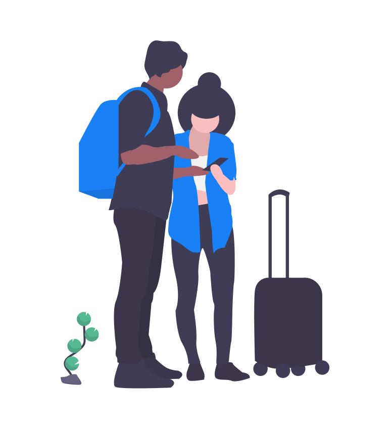 déplacement professionnel à l'étranger