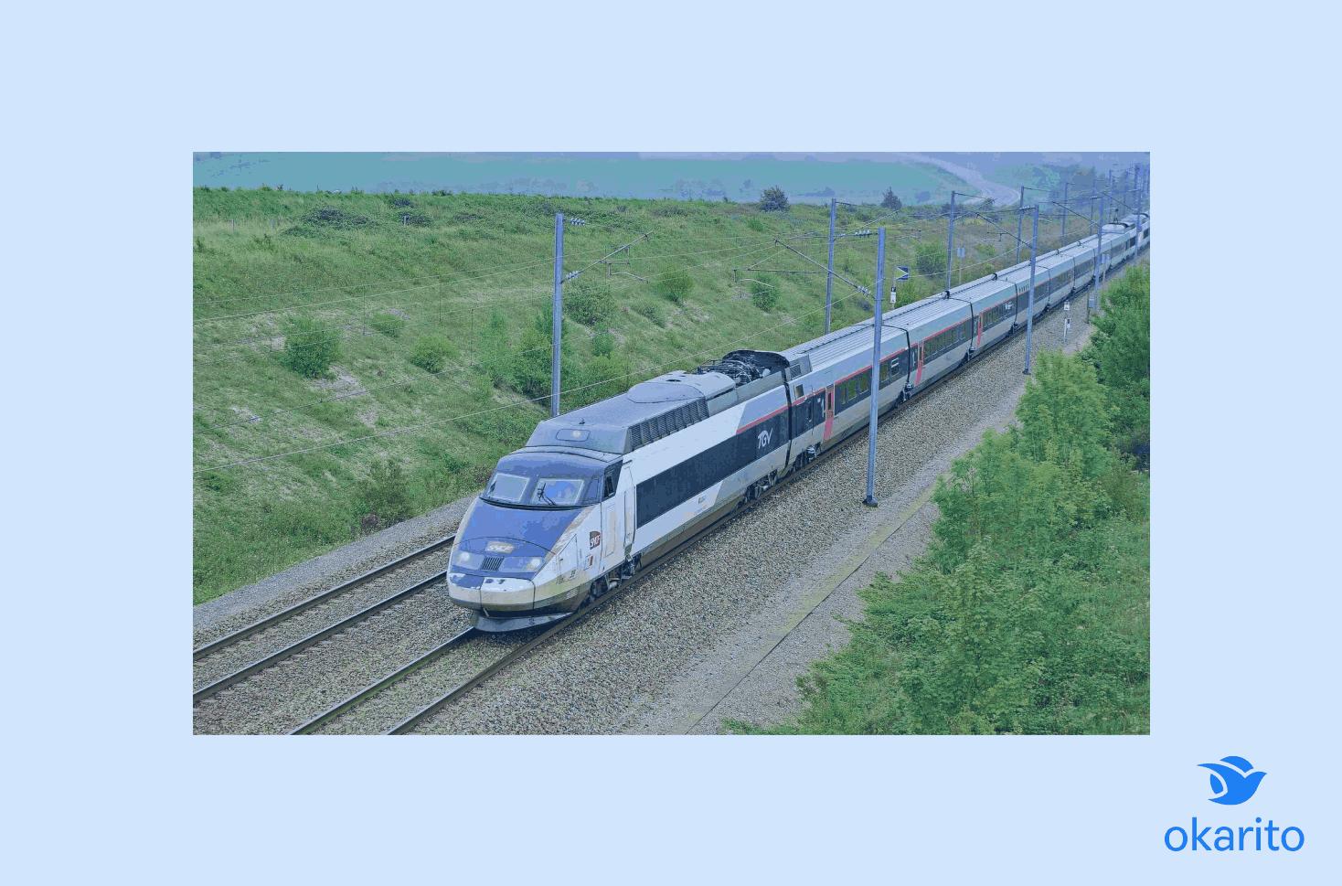 Quelle alternative pour Oui SNCF PRO ? - Okarito