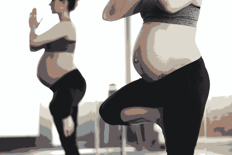 Concilier grossesse et déplacement pro - Okarito