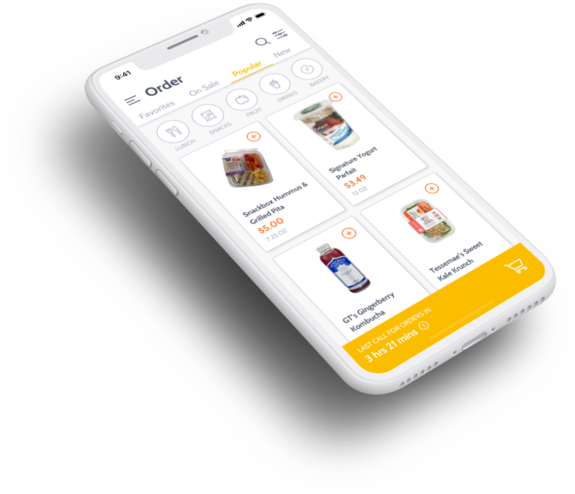 CampusEats mobile app