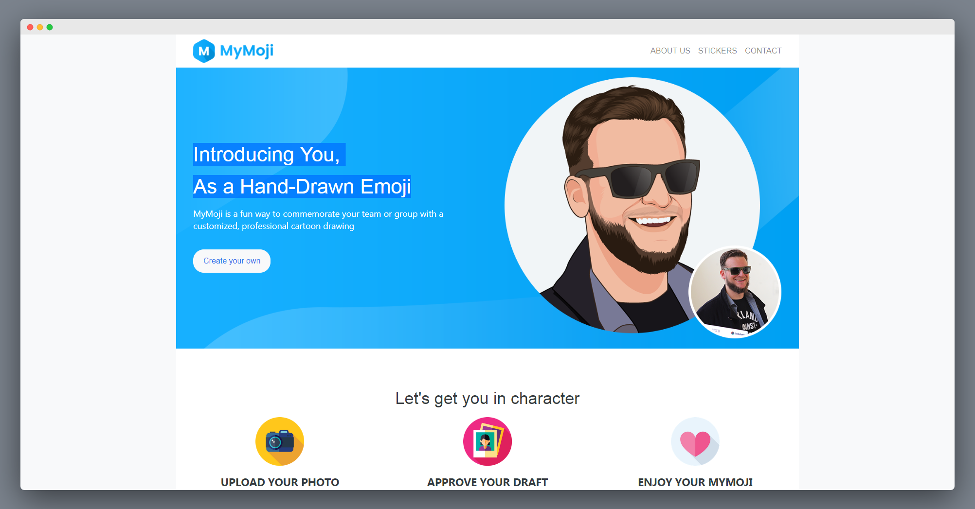 Introducing You, As a Hand-Drawn Emoji