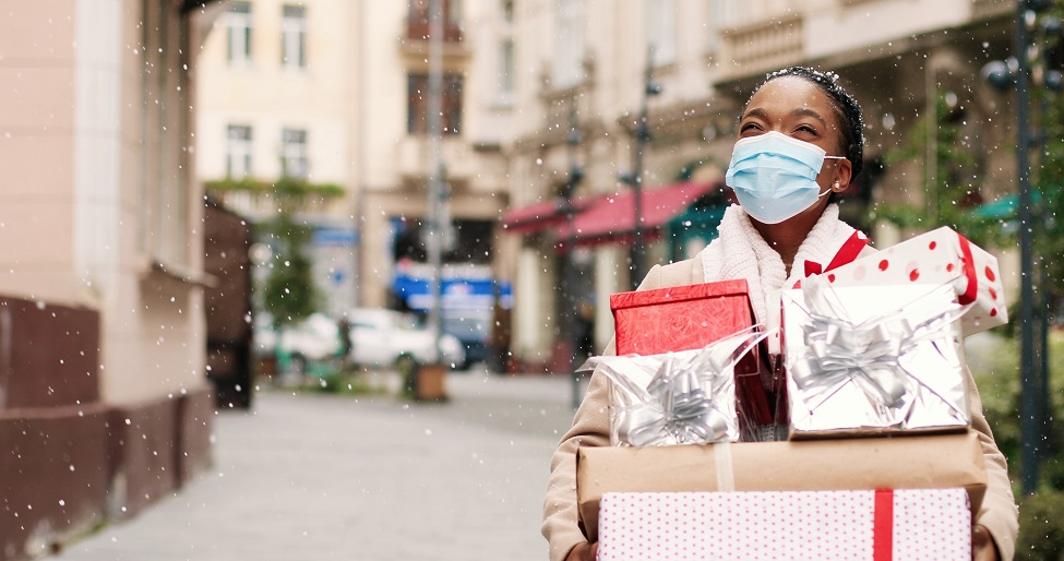 Delivering parcels during a pandemic