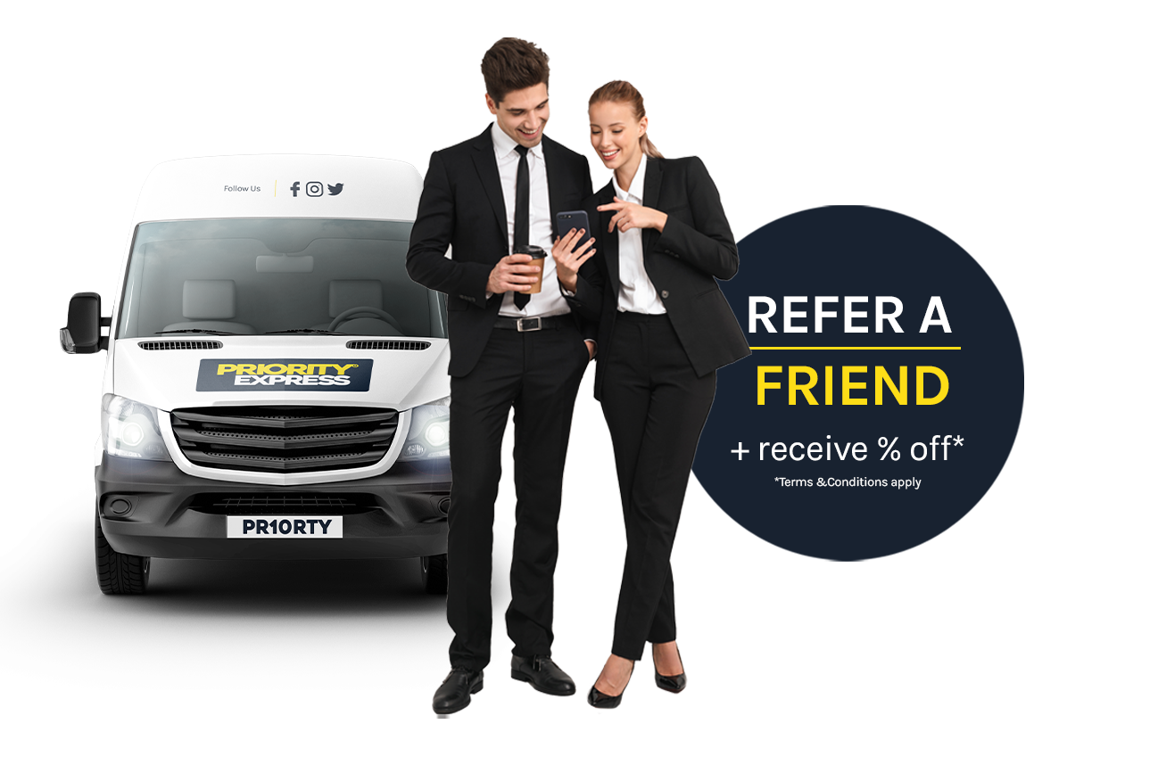 Refer a friend discount