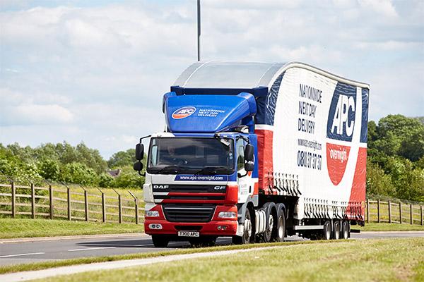 APC Courier Lorry