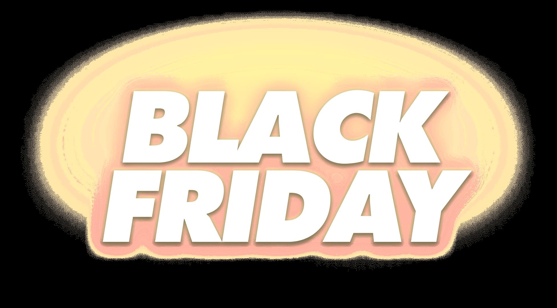 Black Friday text