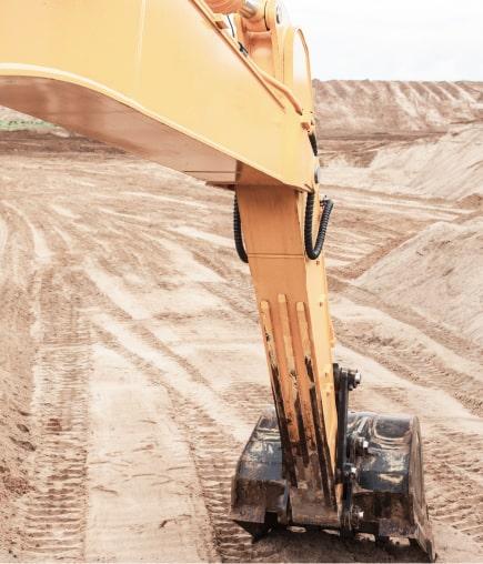 360 excavator course training example