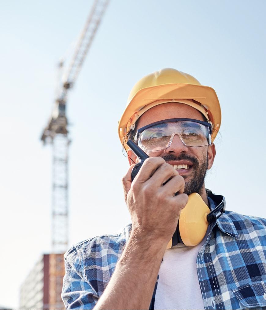 crane supervisor training example