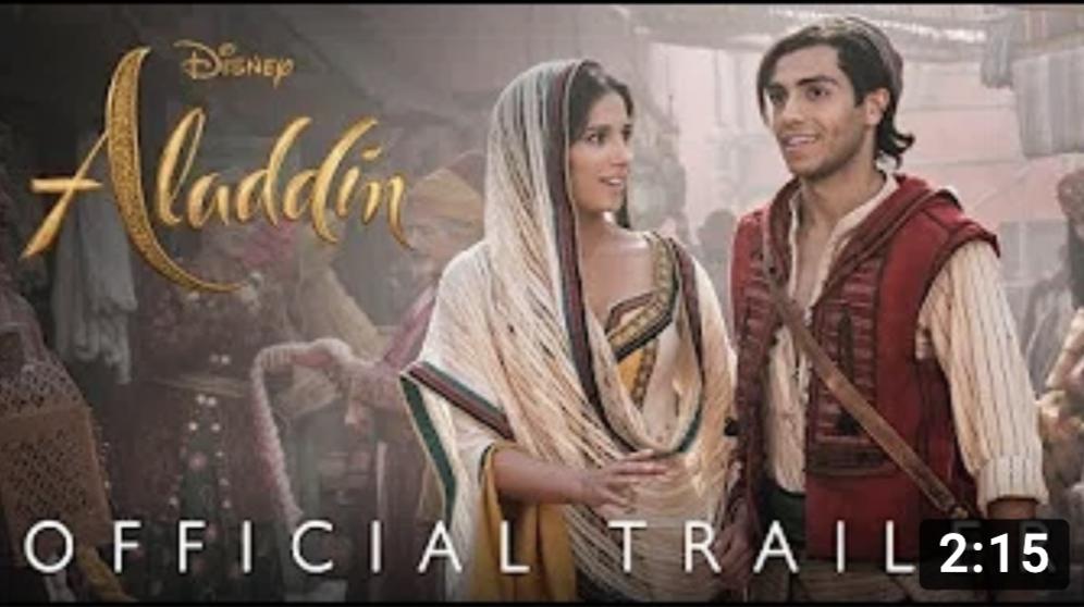 MOVIE: Aladdin