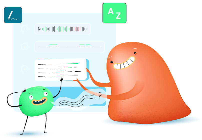 Parts of Speech The Ultimate Guide - Header Illustration