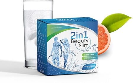 [ REVIEW ] Viên sủi giảm cân Beauty Slim 2IN1 có tốt không ? Công dụng + thành phần