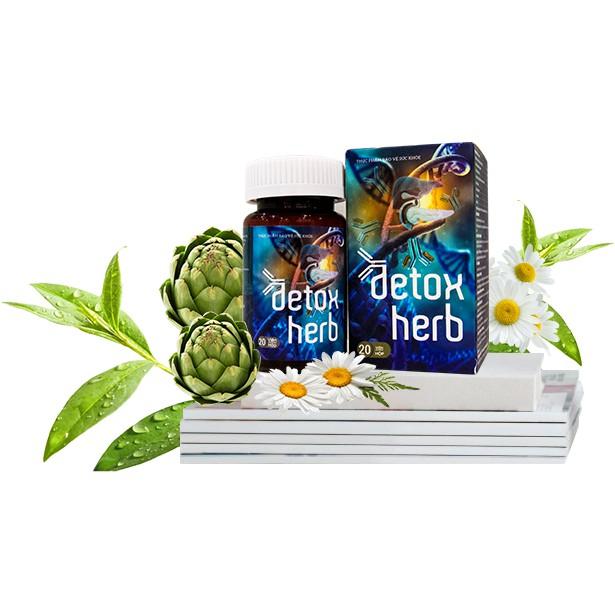 [ Detoxherb ] là gì ? Có điều trị được ký sinh trùng hay không ?