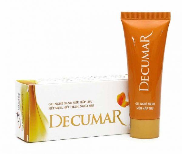 [ REIVEW ] Kem trị mụn Decumar có tốt không ? Công dụng + thành phần sản phẩm