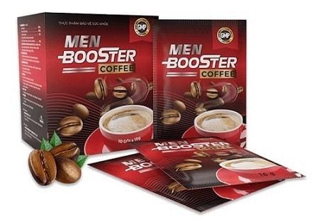 Review: Men Booster Coffee có tốt không? Mua chính hãng ở đâu? 1