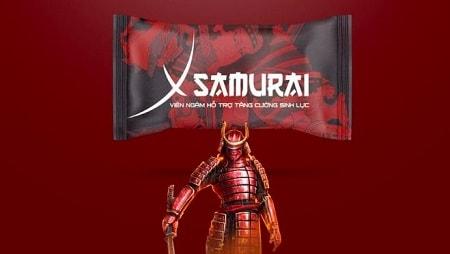 [ VẠCH TRẦN ] Viên ngậm sinh lý X Samurai có THẬT SỰ tốt hay không ?
