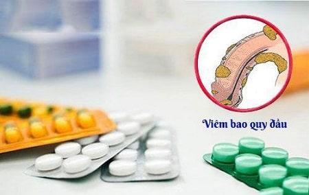 [Tìm hiểu] Thuốc kháng sinh điều trị viêm bao quy đầu tốt dành cho người bệnh