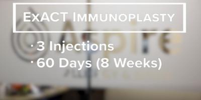 New, fast form of allergy treatment: ExACT Immunoplasty