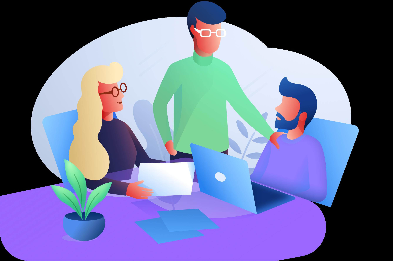 Healthcare team engagement