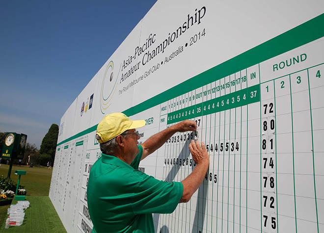 APAC Golf Image