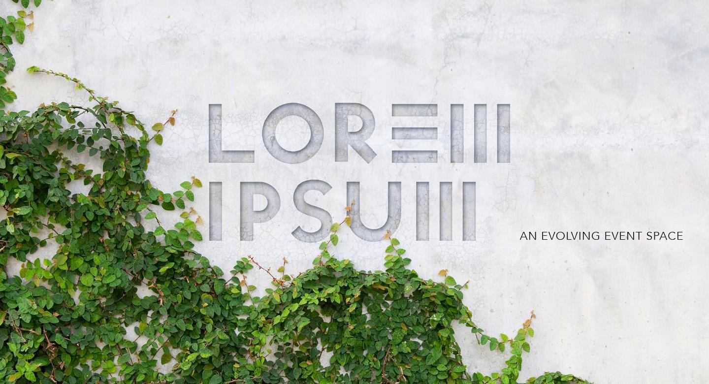 Lorem Ipsum - Gala Dinner - Melbourne - Entry