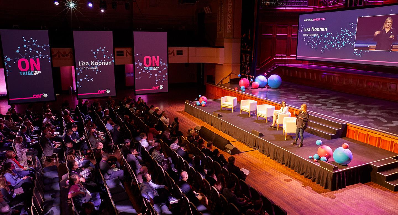 CSIRO - Conference - Crowd