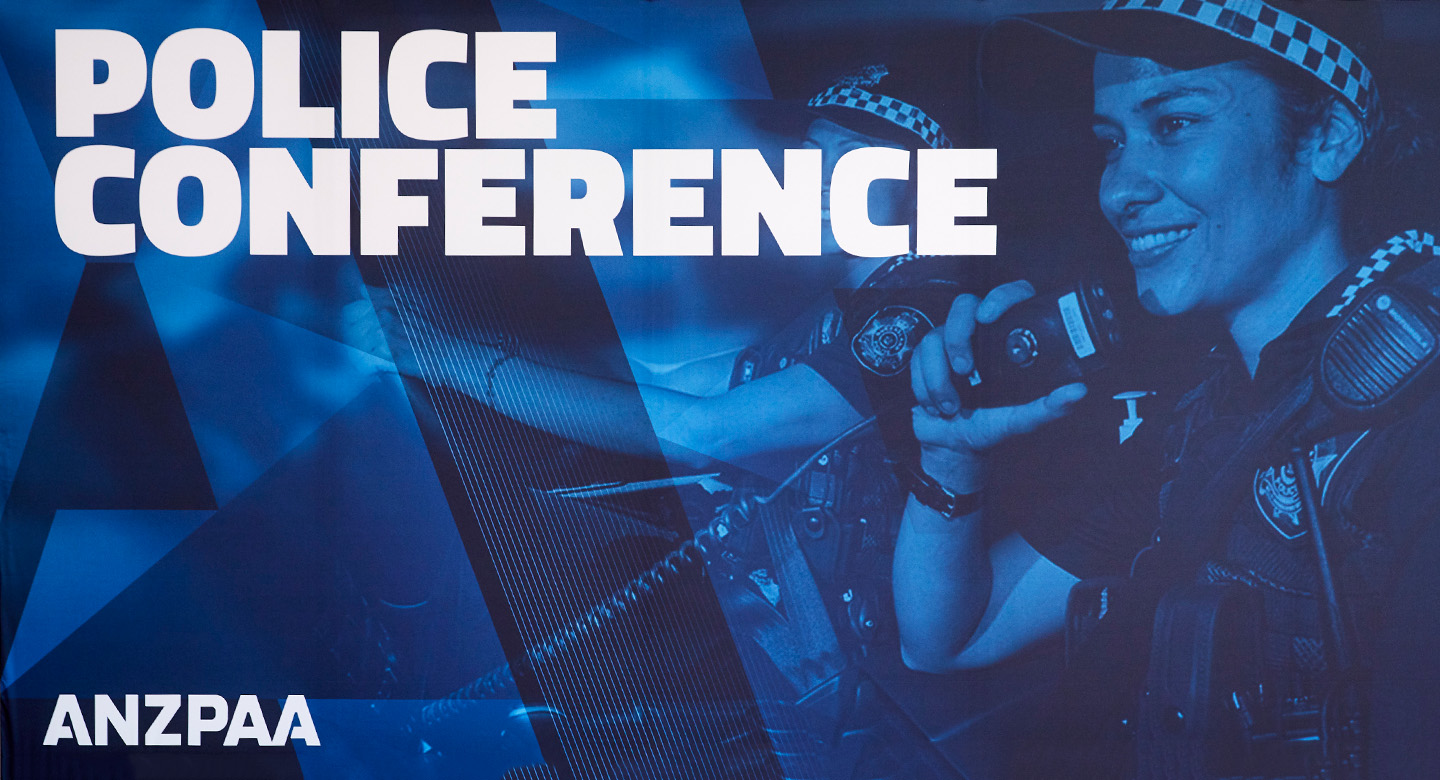 ANZPAA - Police Conference - Hero Image