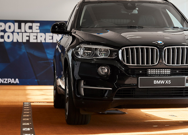 ANZPAA - Police Conference - BMW