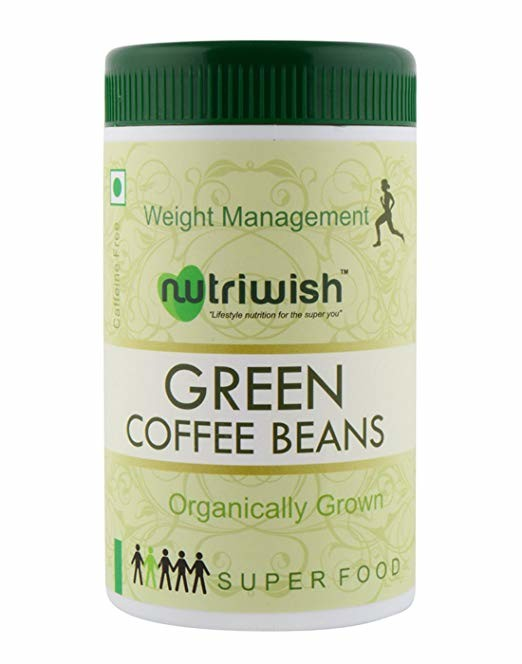 9. Thuốc giảm cân Green Coffee Bean chính hãng