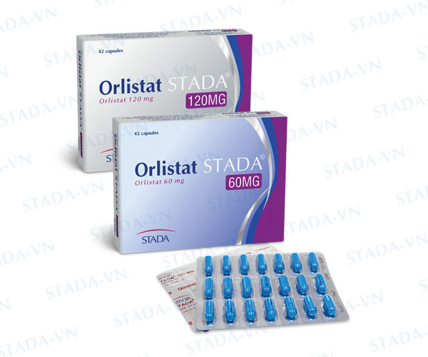 11. Thuốc giảm cân Orlistat Stada