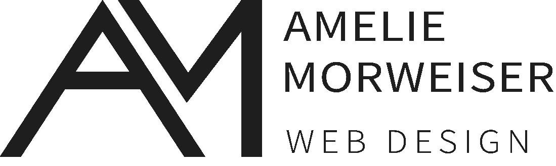 Amelie Morweiser Web Design