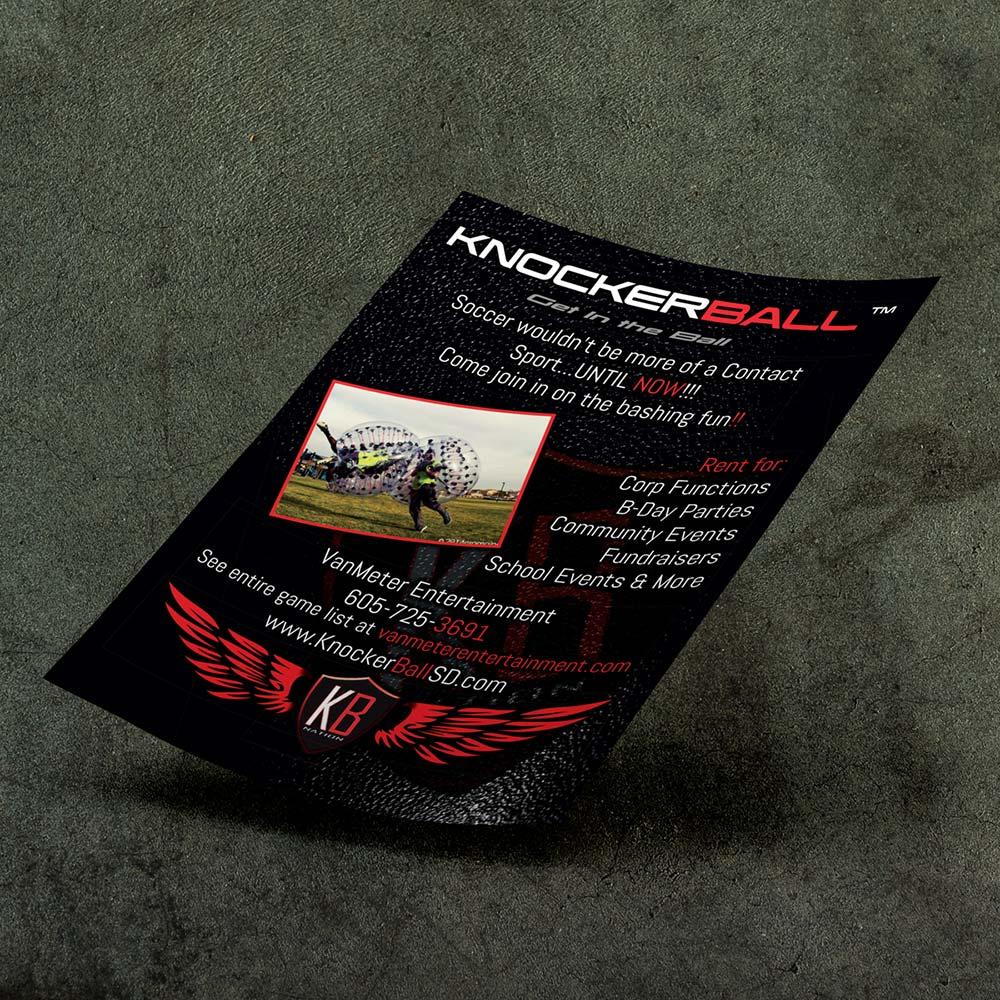 knocker ball flyer