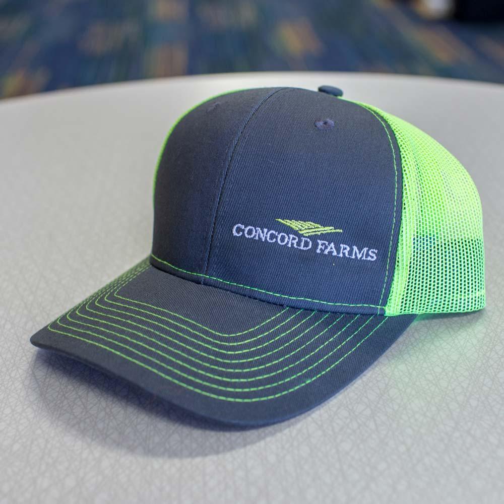 concord farms hat