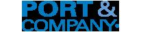port and company logo
