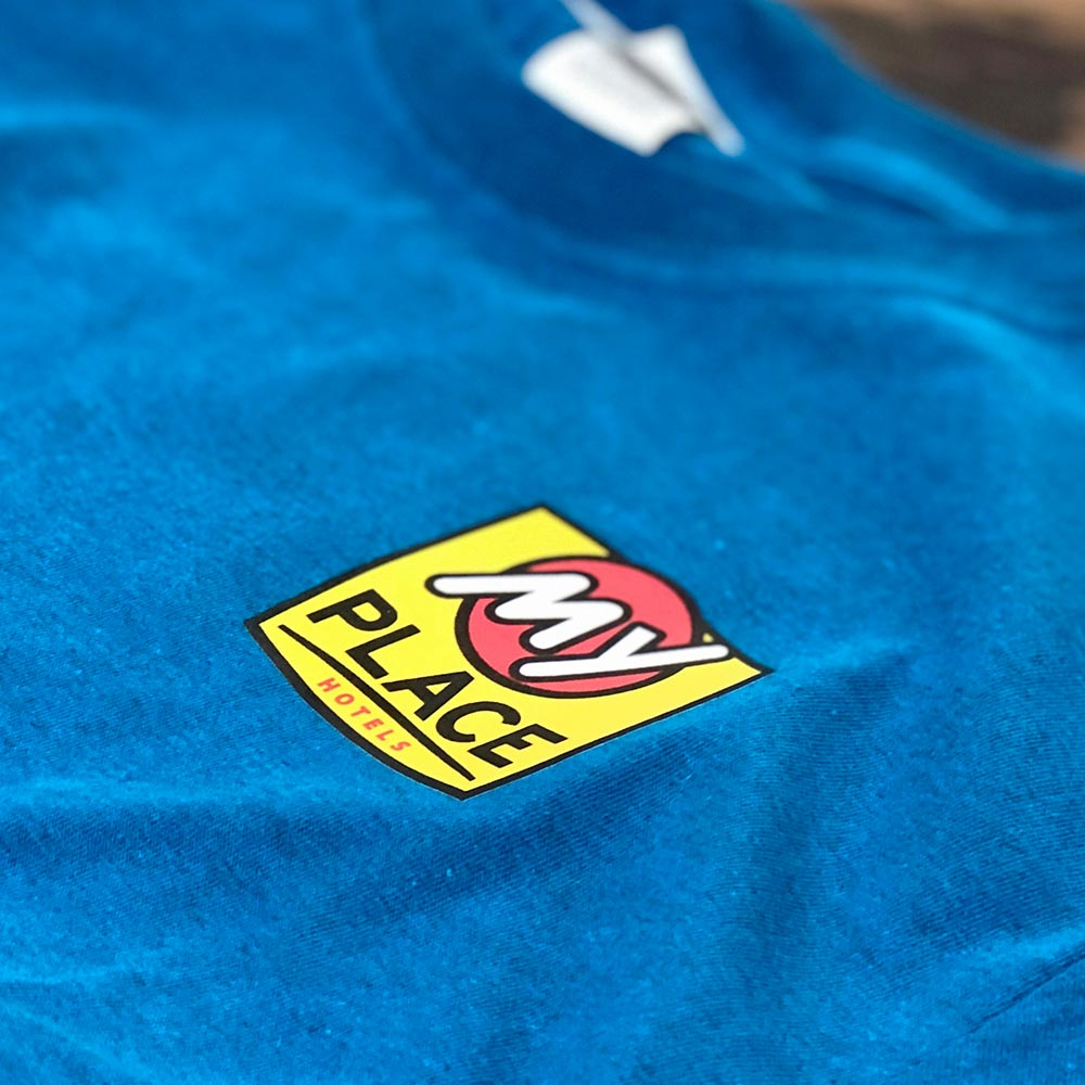 heat transfer shirt sample
