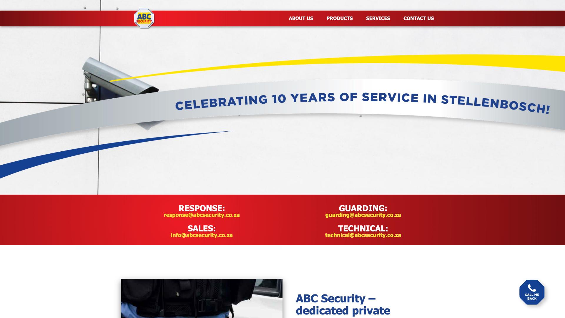 Website Hero Design