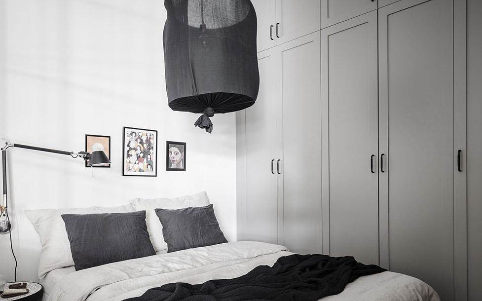 Picky Living platsbyggd garderob kan byggas av installatör hos Done