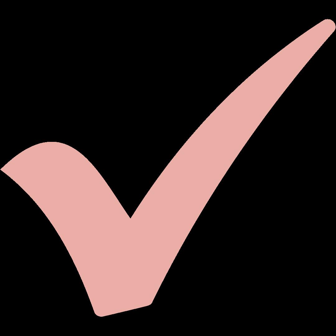 Done en rosa pin check