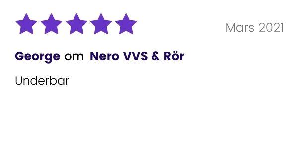 Recension av Nero VVS & Rör