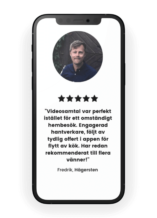 Omdöme rörmokare i Stockholm