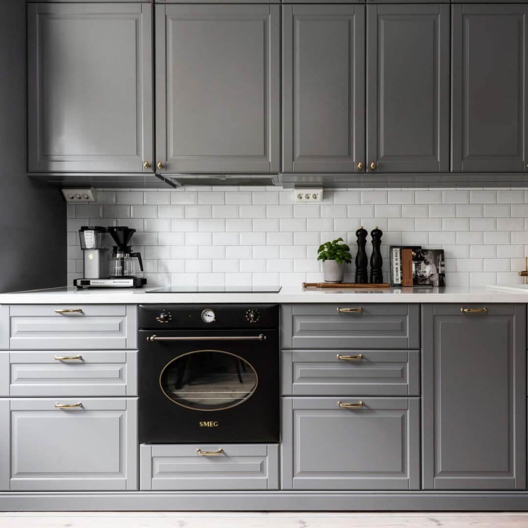 Done hjälper dig renovera ditt kök inför din lägenhetsförsäljning.