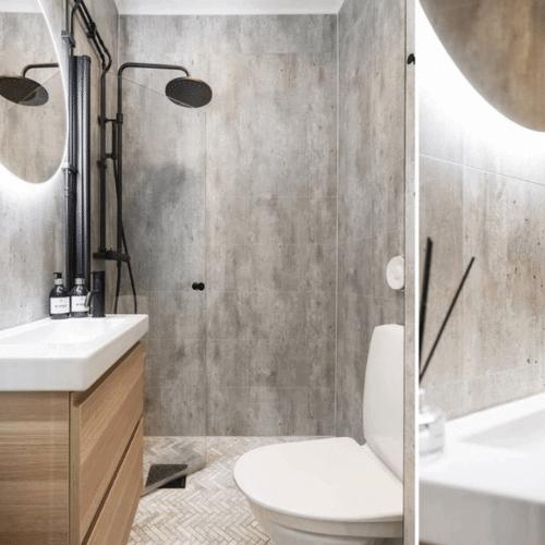 Done hjälper dig renovera ditt badrum inför din lägenhetsförsäljning.