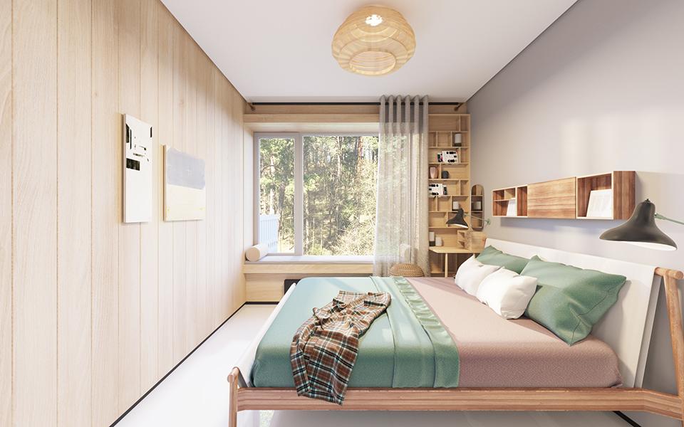 Jauns dzīvokļu projekts Jūrmalā