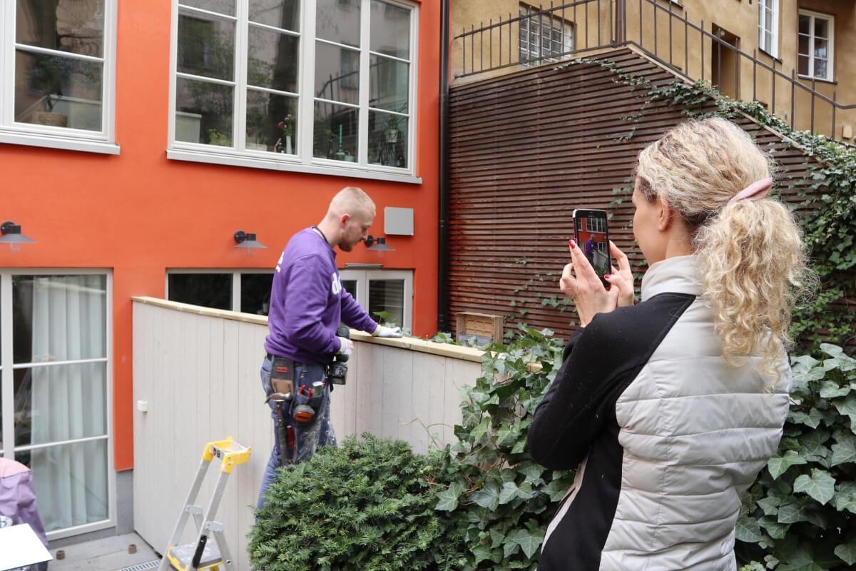 hantverkare i stockholm hemmafix boka fastpris