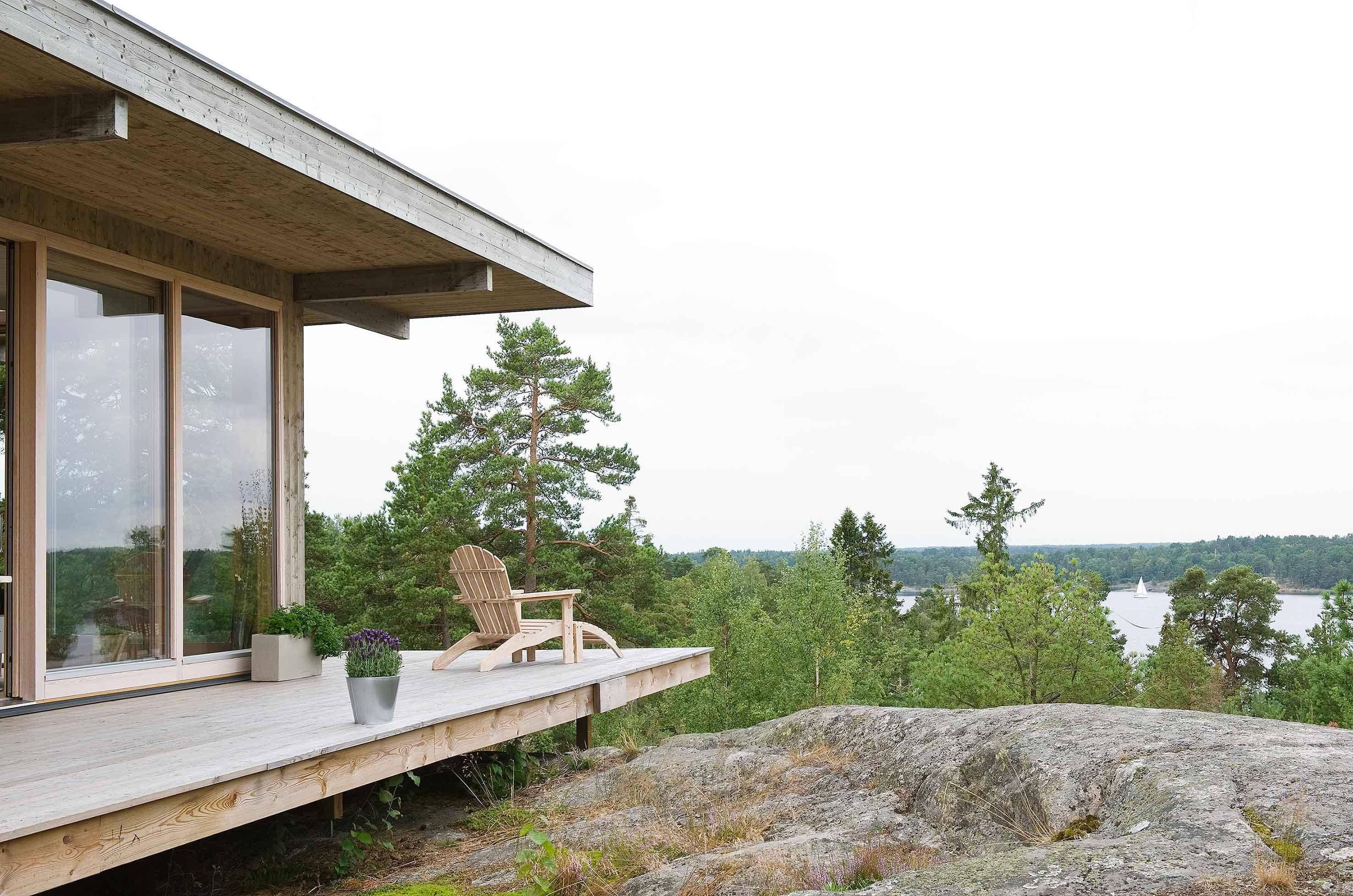 renovera sommarstuga utsikt Done