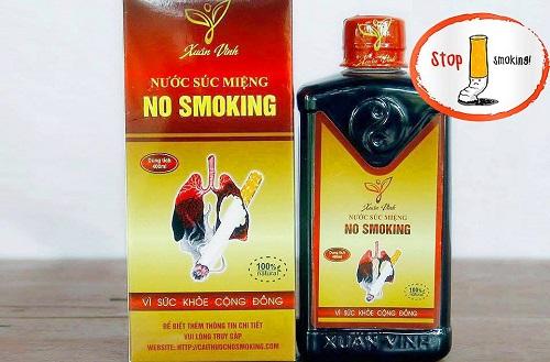 7.Thuốc cai thuốc lá Xuân Vinh