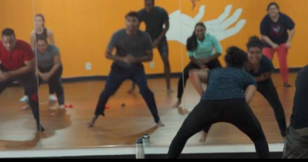 Bollywood Dance Cardio Workout